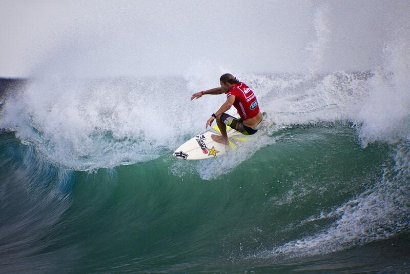 gold coast surfer quiksilver pro 2014