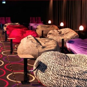 Hoyts Bean Bag Cinemas