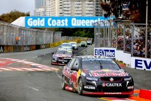V8 supercars Gold Coast