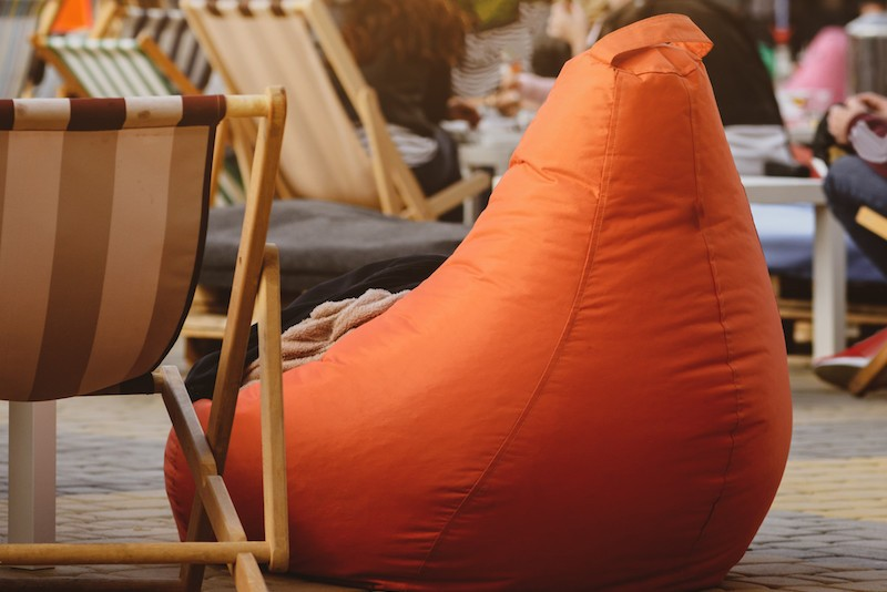 large bean bag chairs