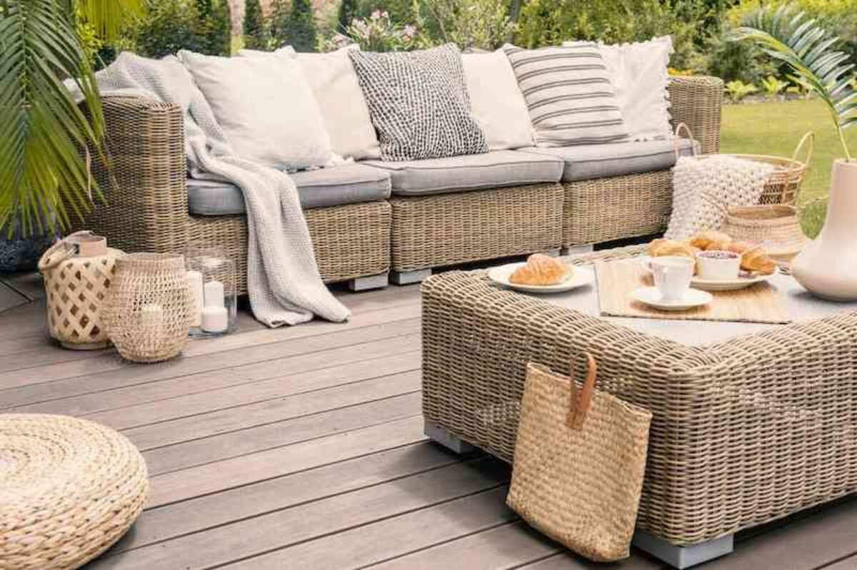 Outdoor Furniture Cushions, Can Outdoor Seat Cushions Get Wet