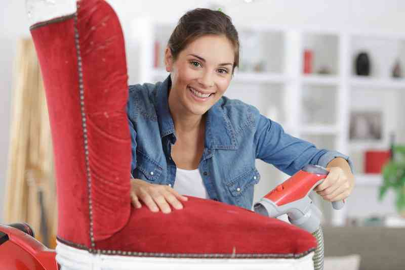 how to clean velvet furniture