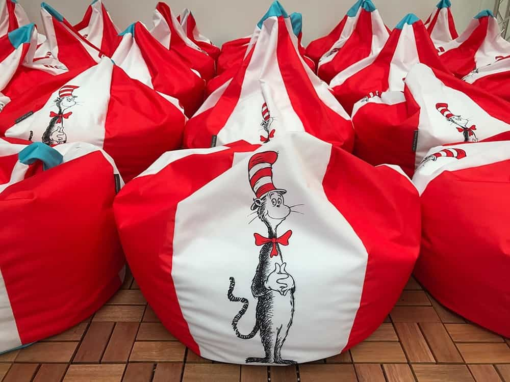 Custom Bean Bags