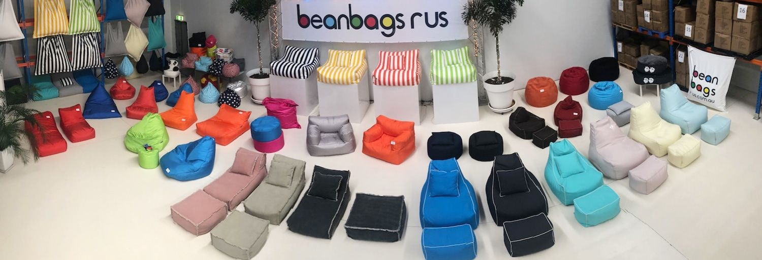 Bean Bags R Us Australia Showroom