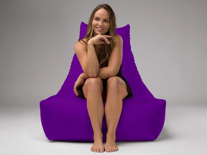 merlin adult bean bag chair