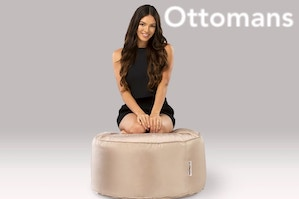 Cushions & Ottomans